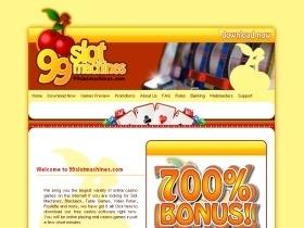 99 Slot Machine Bonus Codes