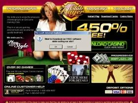Club Player Casino Bonus Codes And Review By Noluckneeded Com