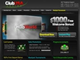 Club Usa Casino Bonus Codes And Review By Noluckneeded Com