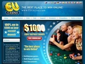 Eu Casino Bonuscode