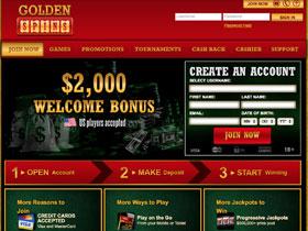Golden Casino Code