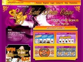 ladydream casino