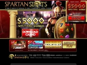 Spartan Slots Casino Bonus Codes And Review By Noluckneeded Com